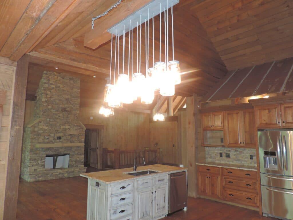 luxury custom home builder in north georgia
