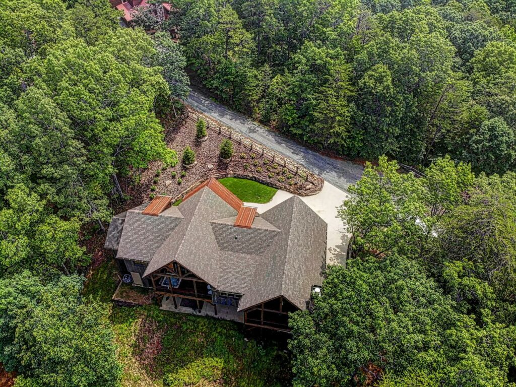north georgia mountain living